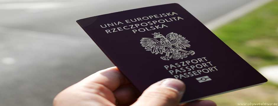 Polish passport